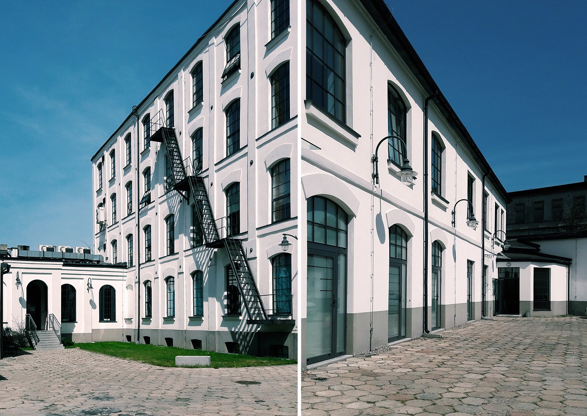 Przędzalnia braci Muehle Łódź Industrial (7)