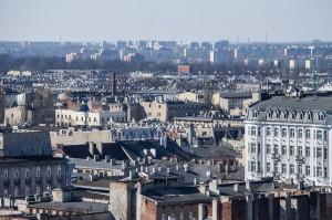 Tkanka miejska widoki Łódź 03