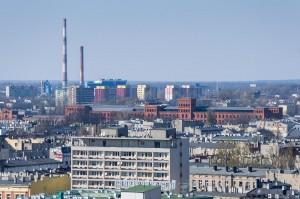 Tkanka miejska widoki Łódź 05