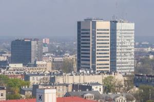Tkanka miejska widoki Łódź 07