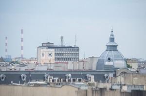 Tkanka miejska widoki Łódź 09
