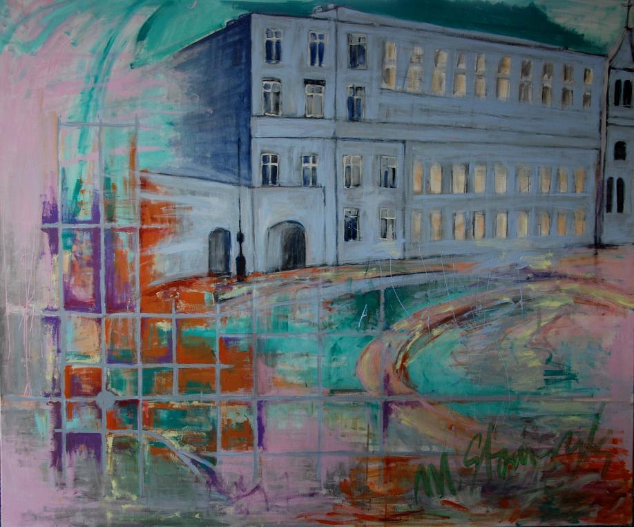 Wystawa Pejzaż Łódzki 01