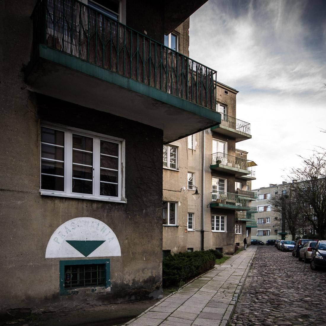 Osiedle Montwiłła - Mireckiego