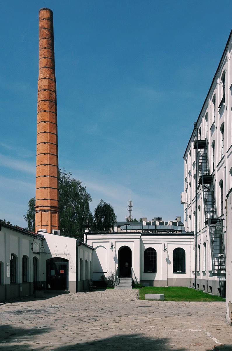 Przędzalnia braci Muehle Łódź Industrial (6)
