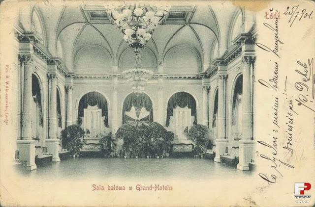 Sala balowa Grand Hotelu