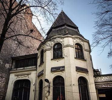 Ukryty pałacyk Narutowicza 34